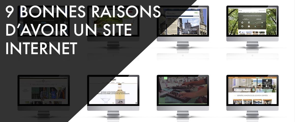 9 raisons d 39 avoir un site internet d 39 entreprise en 2015. Black Bedroom Furniture Sets. Home Design Ideas