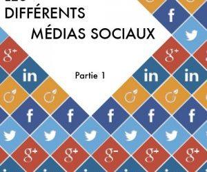 Les différents médias sociaux – Partie 1