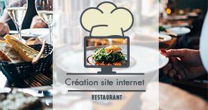 Création site web restaurant à Mérignac