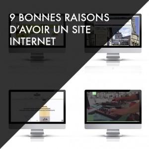 9 raisons d'avoir un site internet en 2015.