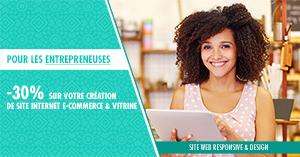 Entrepreneuses création site web