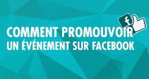 Comment promouvoir un événement sur facebook ?