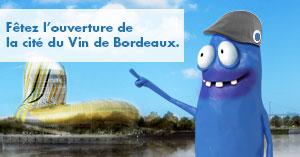 Inauguration Cité du Vin de Bordeaux